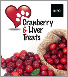 Cranberry & Liver Treats (8)