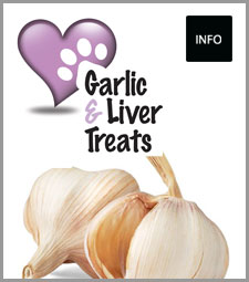 Garlic & Liver Treats (8)