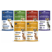 6 pouches of medium treats (net 1598g -- Save £18.36)