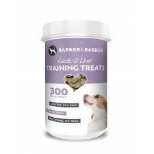Small Garlic & Liver Treats Pot of 300 (net 90g)