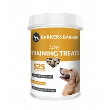 Medium Liver Treats - POT of 525 (net 262g)