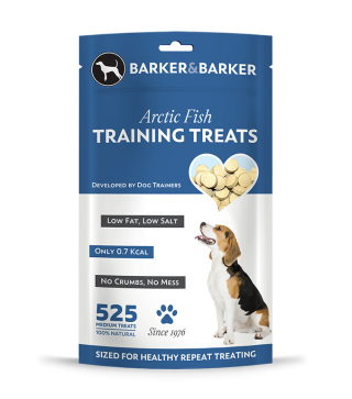 Medium Arctic Fish Treats - Pouch of 525 (net 288g)