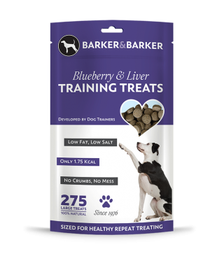 Large Blueberry & Liver Treats - Pouch of 275 (net 275g)