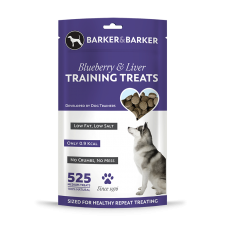 Medium Blueberry & Liver Treats - Pouch of 525 (net 262g)