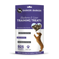 Small Blueberry & Liver Treats - Pouch of 925 (net 277g)