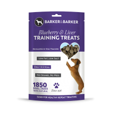 Small Blueberry & Liver Treats - Pouch of 1850 (net 555g)