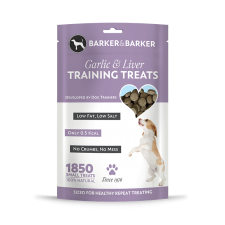 Small Garlic & Liver Treats - Pouch of 1850 (net 555g)