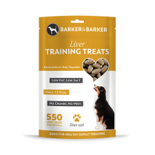 Large Liver Treats - Pouch of 550 (net 550g)