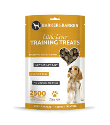 Little Liver Treats - Pouch of 2500 (net 500g)