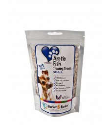Small Arctic Fish Treats - Pouch of 925 (net 300g)