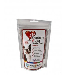 Small Cranberry & Liver Treats - Pouch of 925 (net 277g)