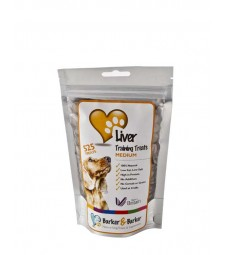 Medium Liver Treats - Pouch of 525 (net 262g)