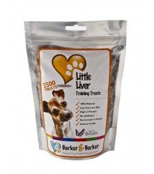 Small Liver Treats - Pouch of 2500 (net 500g)