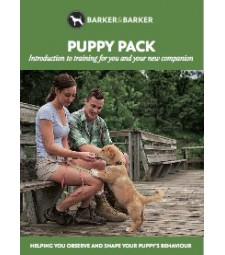 Puppy Pack with Treat Pouch