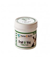 Small Fruit & Veg Treats - Pot of 200 (net 60g)