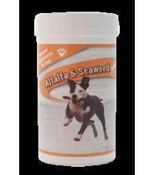 Alfalfa & Kelp (Seaweed) Powder - 600g