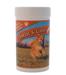 Garlic & Liver Powder - 150g