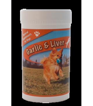 Garlic & Liver Powder - 150g