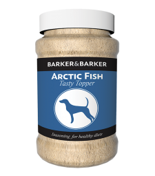 Tasty Topper Arctic Fish - Pot  (net 200g)