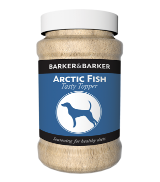 Tasty Topper Arctic Fish - Pot  (net 180g)