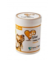 Trainers Pot - 800 Medium Liver Treats